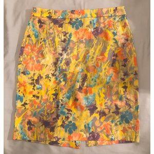 J.Crew The Pencil Skirt sz 8